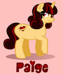 My Little Pony Paige