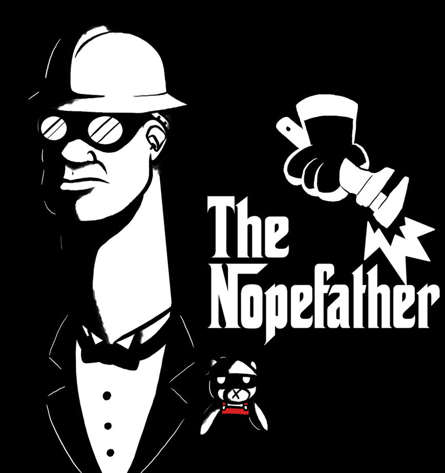 The Nopefather by OhSadface