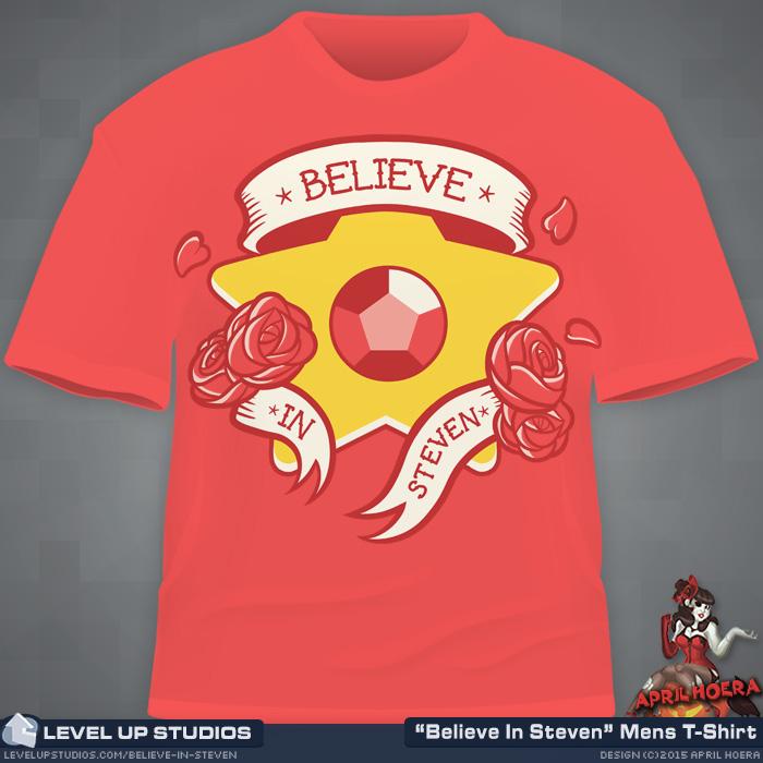 Believe in Steven by OhSadface