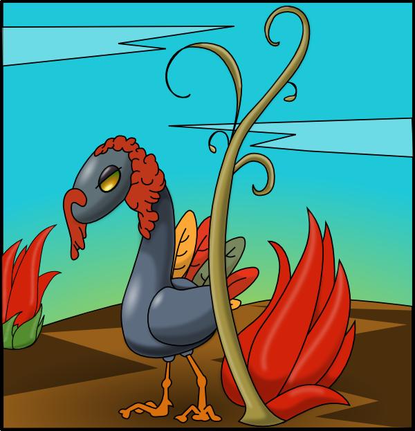 Alien Meta Turkey by doctormo