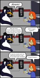 Hey Linux Deserves Toonie by doctormo