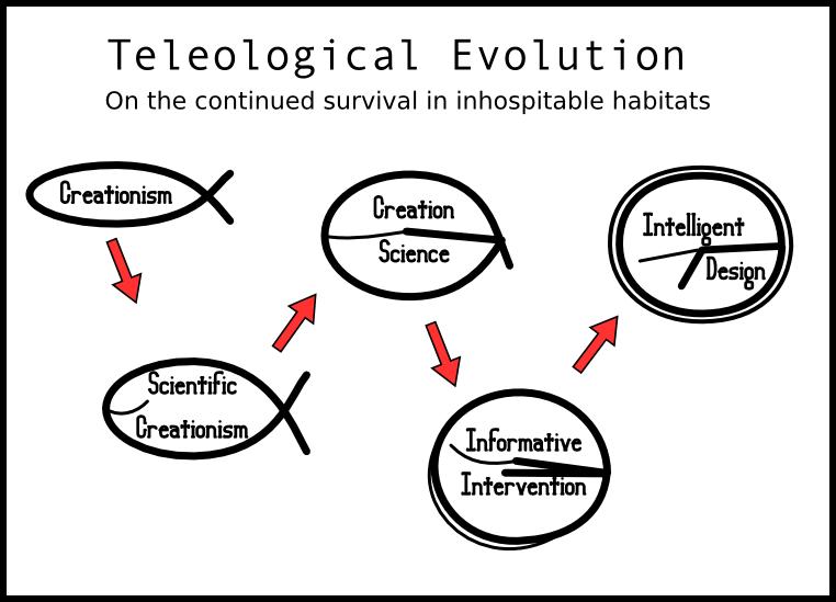 Teleology Natural Selection