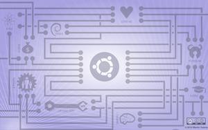 Ubuntu Circuit 2 by doctormo