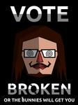 VOTE BROKEN