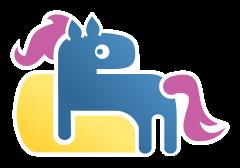 Django Python Pony by doctormo