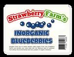Strawberry Farm's Inorganic Blueberries by doctormo