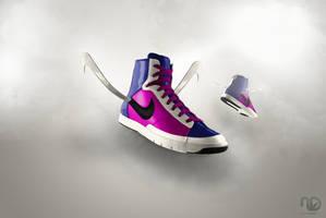 Sneakers Heaven by FLOORBANGER
