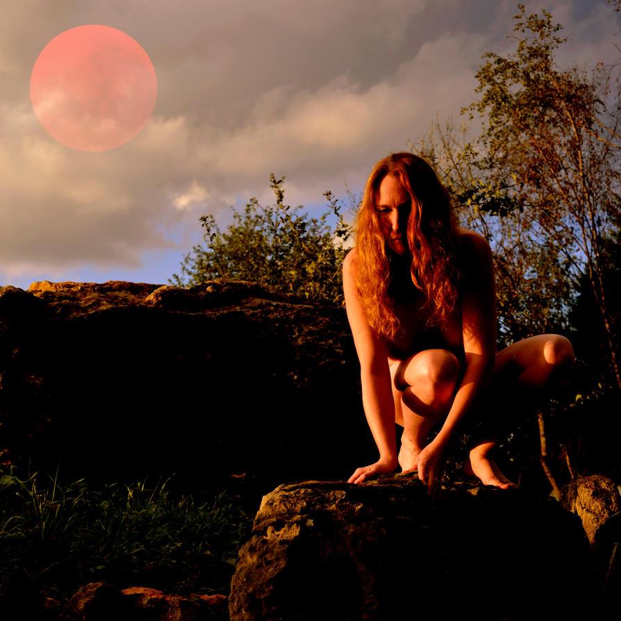 femme sauvage by epsilon3-artphoto