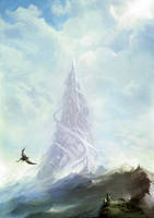 Mount Olympus by cyl1981