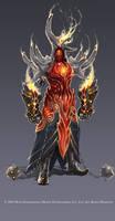 Inferno Lich concept 20100224