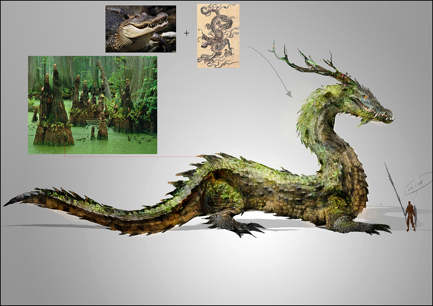 The Swamp Dragon compile 20120706 by cyl1981