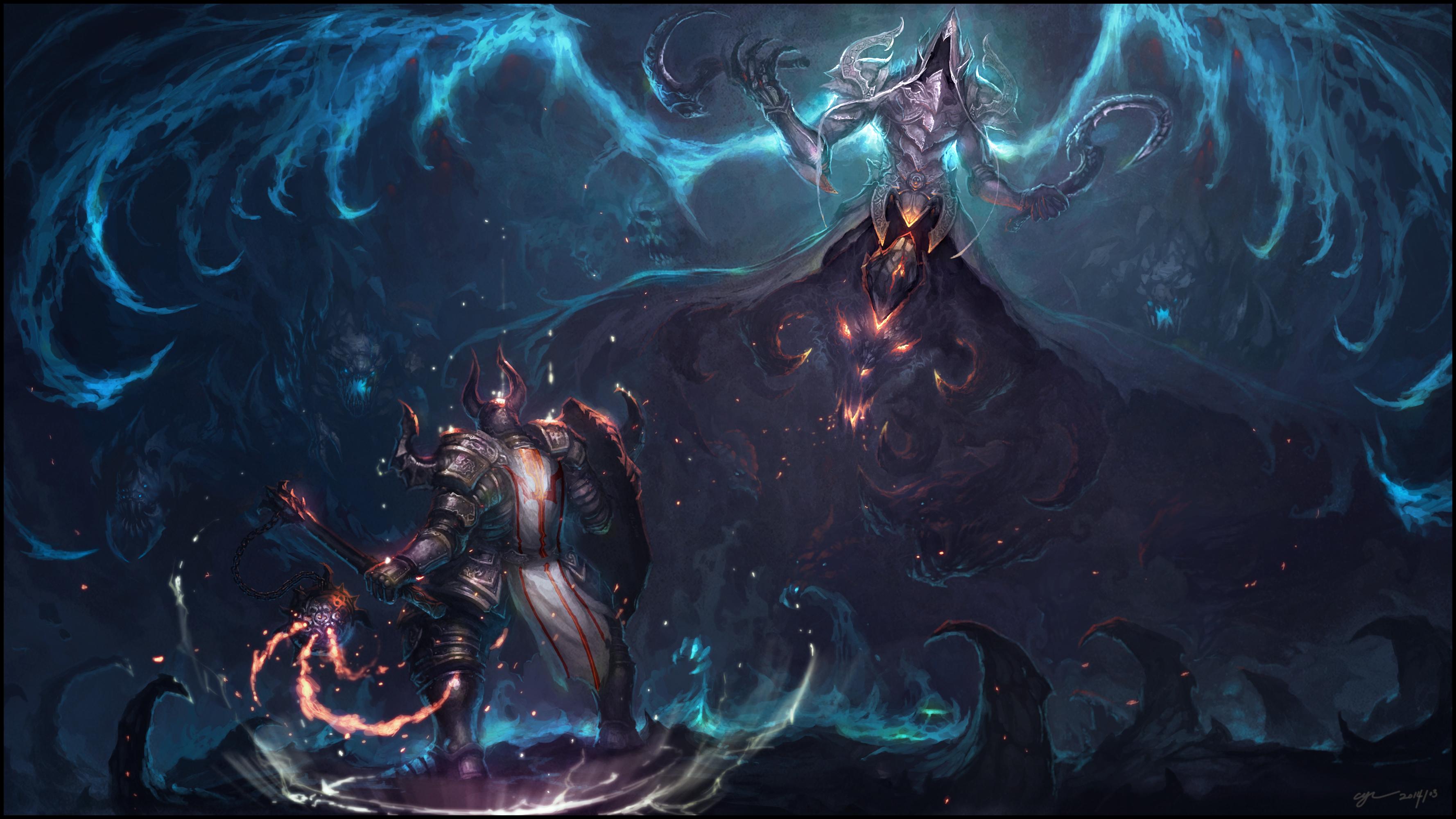 Diablo  Reaper Of Souls Hellfire Ring Crafting Materials