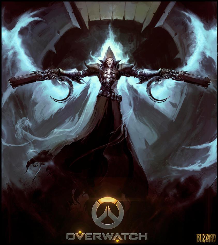 reaper overwatch kostüm
