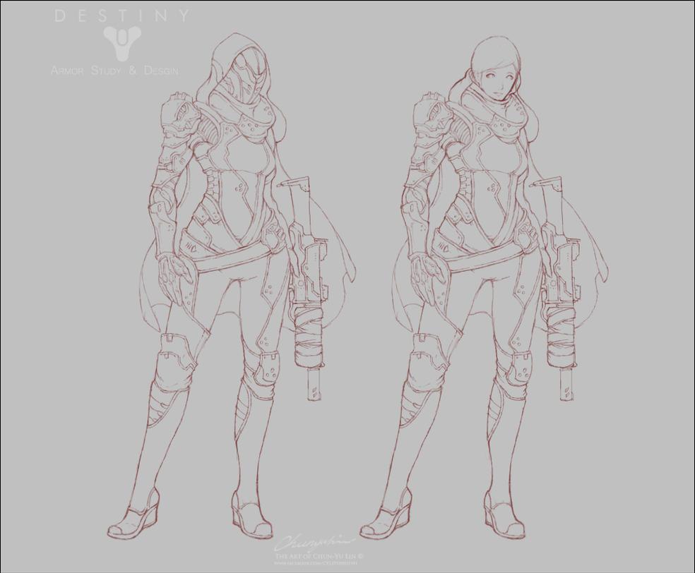 20160106 Destiny Design Line by cyl1981