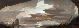 The Traveler Saga - Environment Concept arts