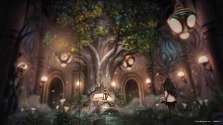 TGS2018 Promotional Art for Rayark's Deemo Reborn