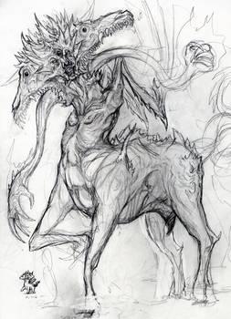 Lucifer Pride Concept sketch