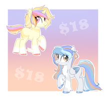 Adopt Set 10 [ CLOSED ] by SoloSandwich