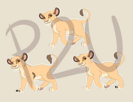 P2U Lion cub base