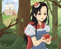 Snow White by Snowchu