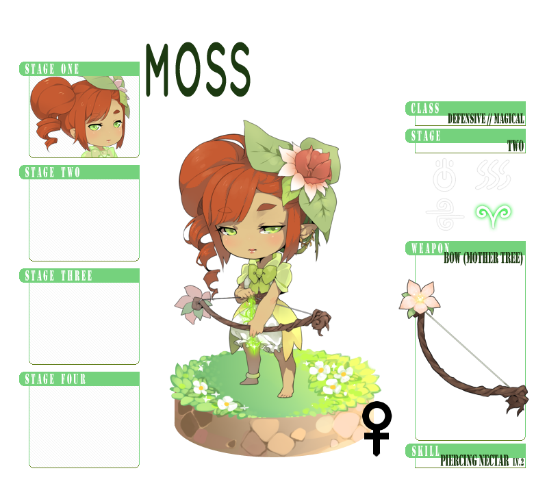 MS: Moss Stage 2 by Snowchu