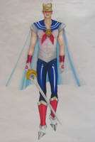 Male Sailor Moon by Prince-Endymion