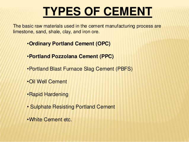 Portland Cement Types : Types of cement in india by cementindia on deviantart