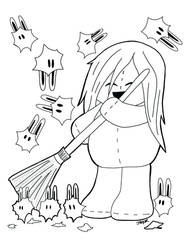 Cleaning Dust Bunnies