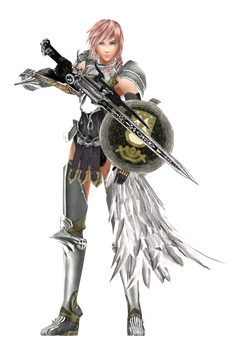 DDFF : Knight of Etro Lightning