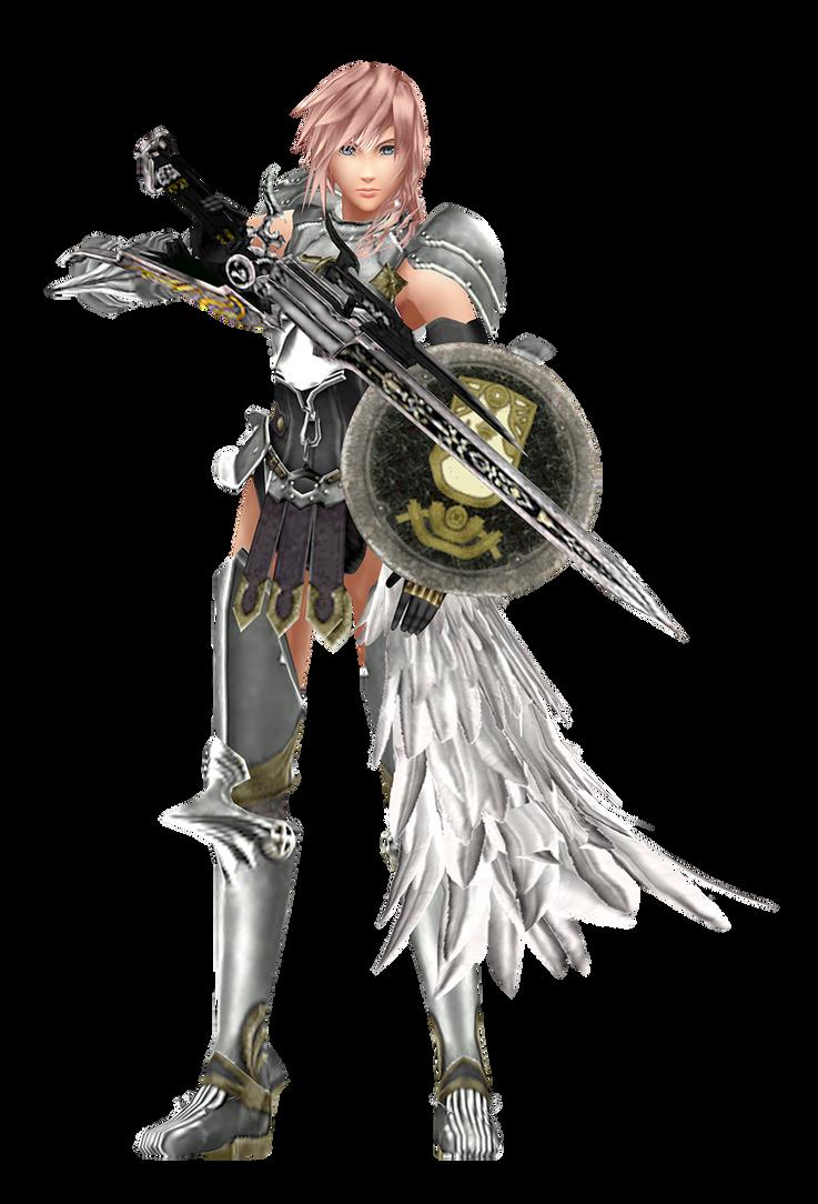 DDFF : Knight of Etro Lightning by agl89