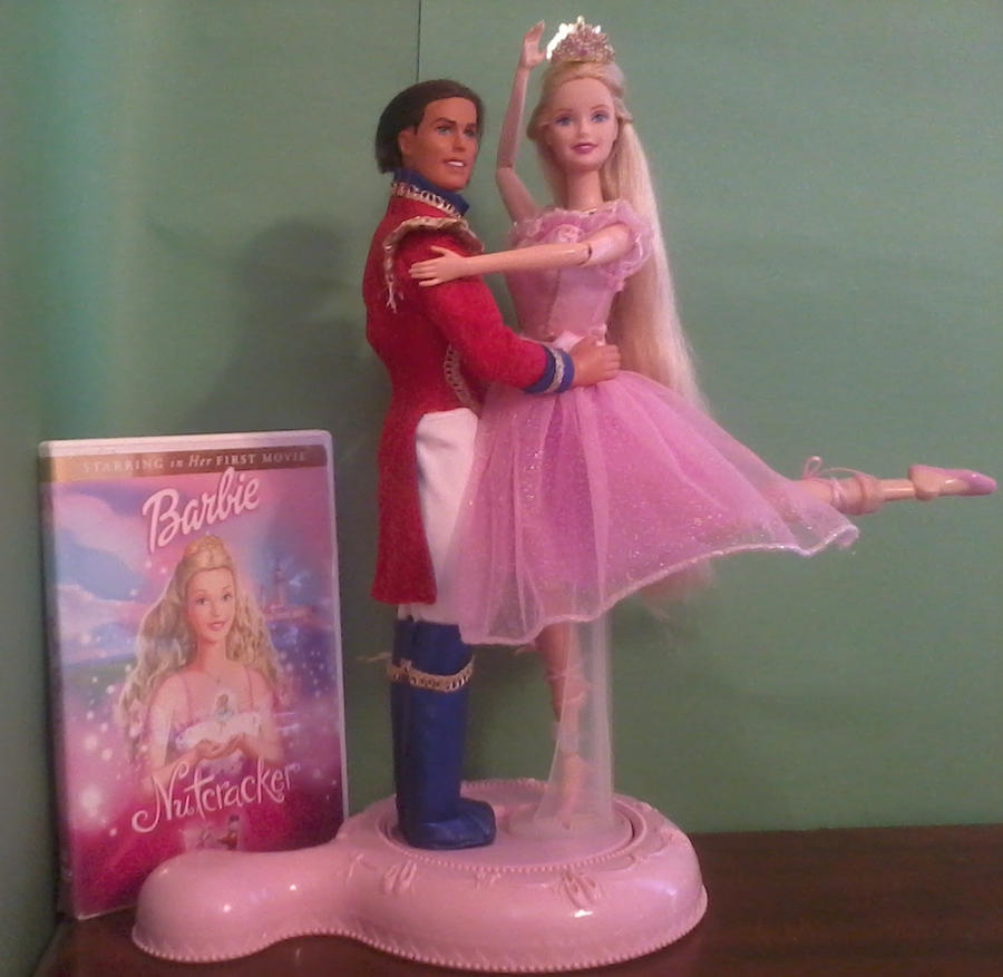 barbie in the nutcracker doll - photo #30