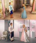 Barbie the Princess and Pauper To Be A Princess