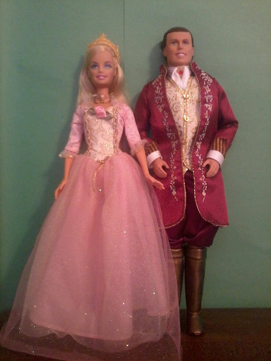 Barbie Princess and Pauper Dolls Another Update by sailormoonhp4life