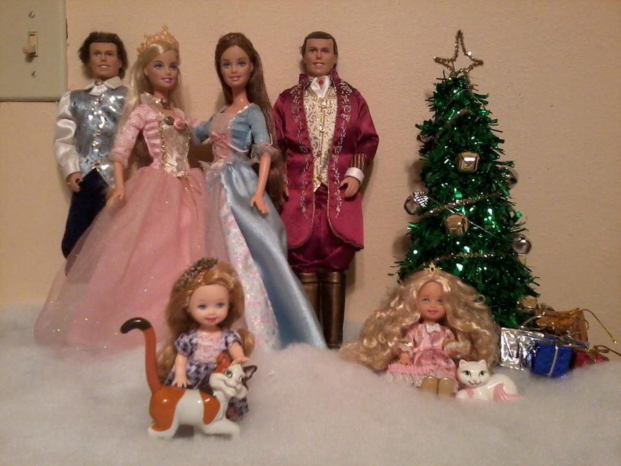 Barbie as the Princess and the Pauper Christmas by ...