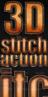 3D Stitch Action