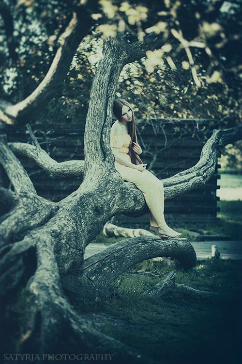 :::The tree::: by SATYRJA