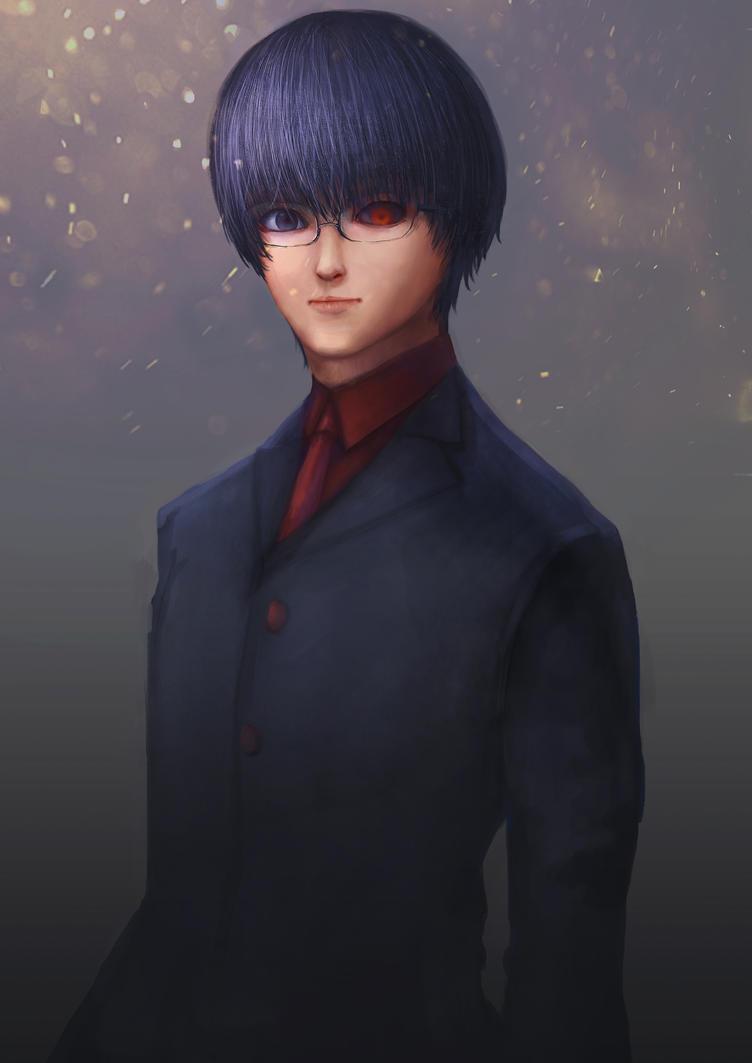 Kaneki ken :re fa by pigben86