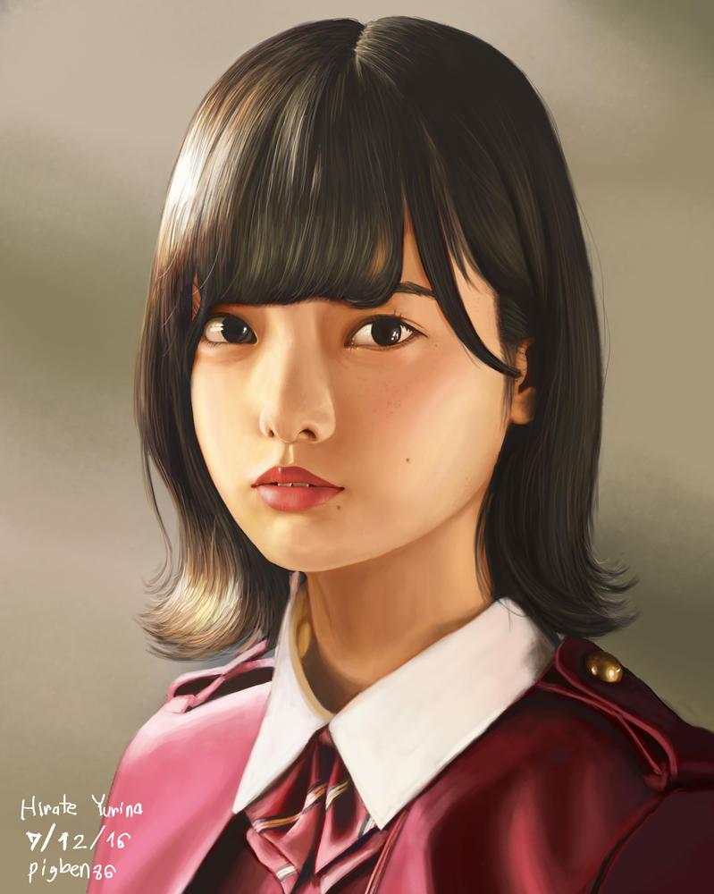 Hirate Yurina [Photo Study] by pigben86