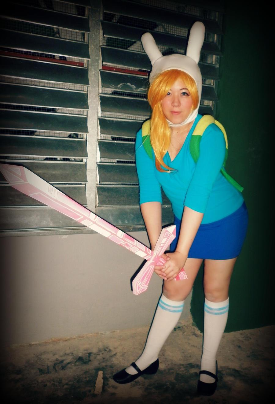 Fiona adventure time cosplay