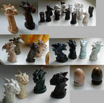 Pern Chess - Pieces