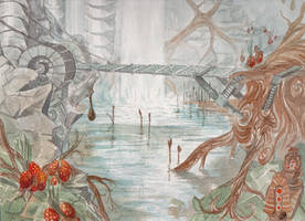 Torvus Bog by Malicious-Monkey