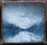 2x2 Inch Waterscape