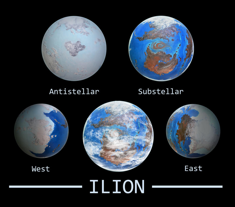 Ilion: A Global Perspective by Malicious-Monkey