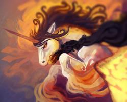 Blaze Ponyfinder Fanart by Sitaart