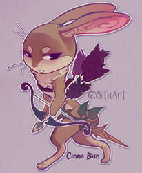 Cinna The Bun by Sitaart