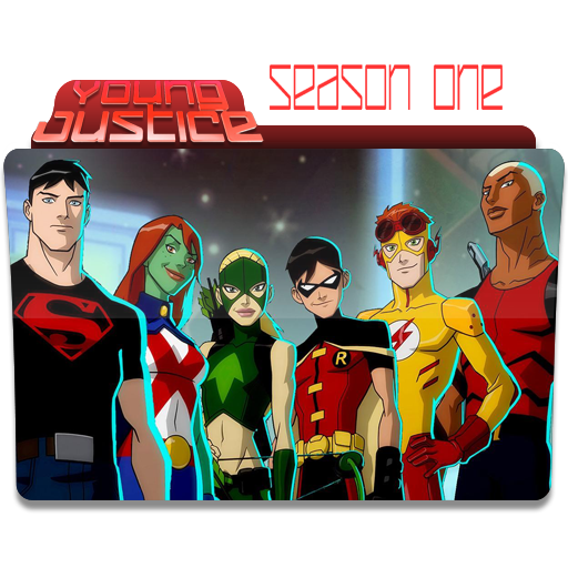 Icon Young Justice Young Justice season 1...