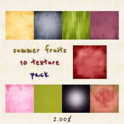 Summer Fruits Texture Pack