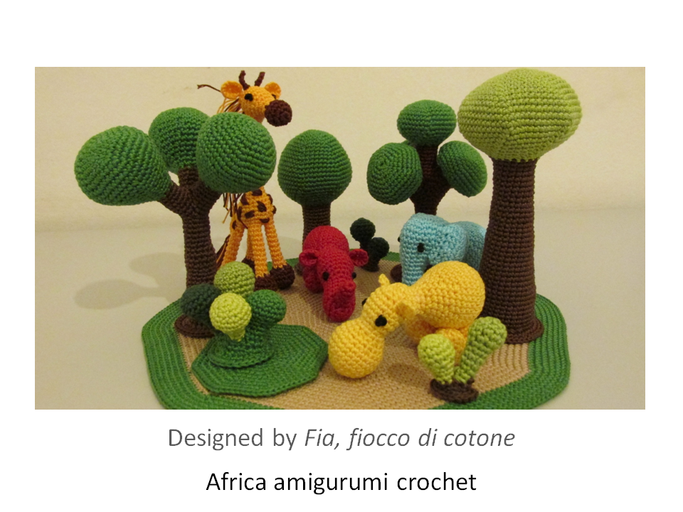 Africa by cottonflake