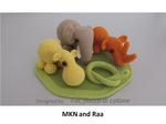 MKN and Raa by cottonflake