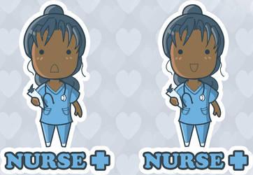Nurse Cheebs by SamhainStar